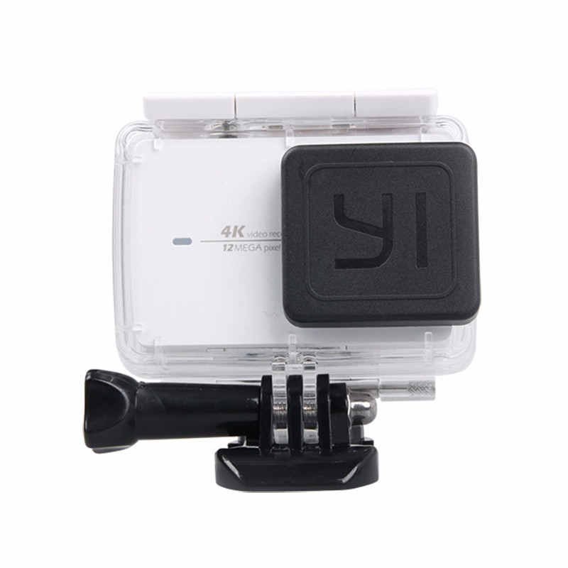 Image 5 - New arrival Diving Waterproof Case for Original Xiaomi YI Action Camera Housing Xiaoyi II 2 4K Case Xiao mi YI 4K 2 accessories-in Sports Camcorder Cases from Consumer Electronics