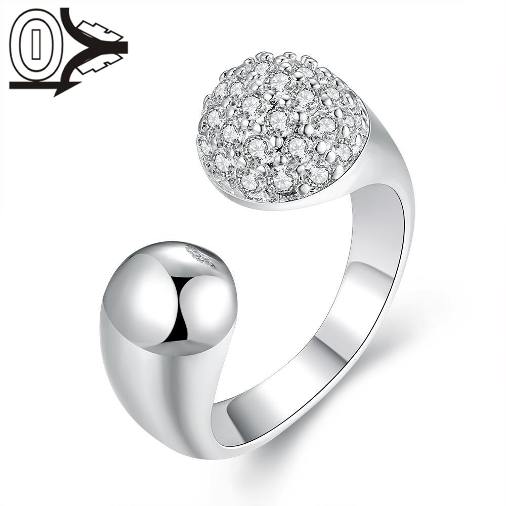2016 New Arrival Silver plated font b Ring b font Silver Fashion font b Jewelry b