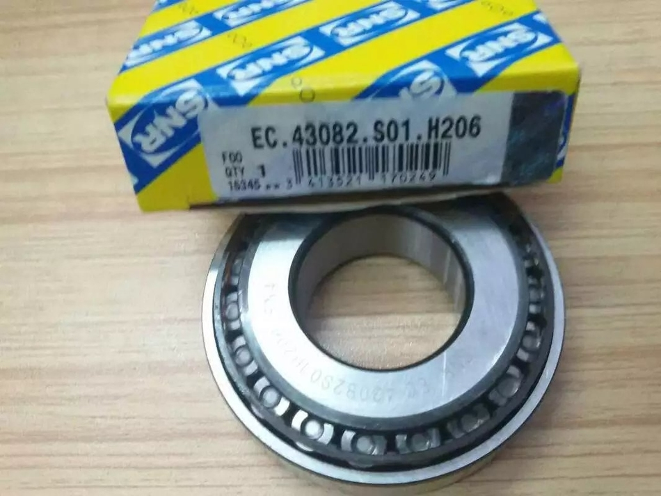 France SNR Imported Bearing EC 43082 S 01 H 206 Bearing Automobile Transmission Case Differential Mechanism Wave Box Bearing f 846067 01 f846067 846067 automobile transmission bearings 56x86x25 mm bearing good quality auto bearing