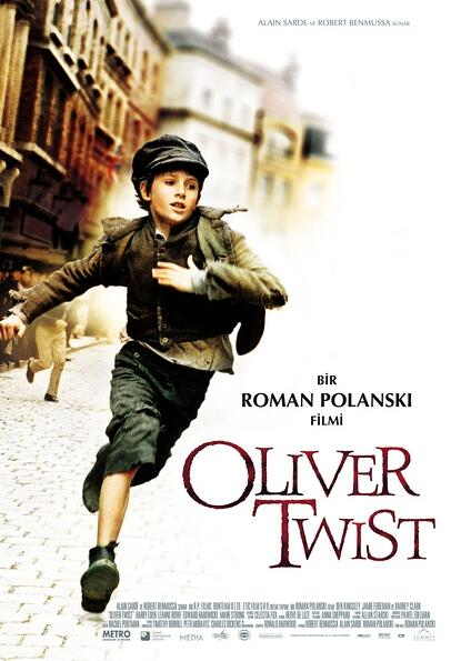 Oliver Twist (2005) movie Silk Poster Picture Print Wall Decor24x36inch image