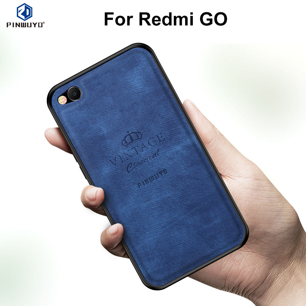 Caso Redmi IR PINWUYO Global Versão Original 5.0 polegada Para Xiaomi REDMI Redmi IR Couro Fosco Shell Telefone Invólucro IR cobertura Funda