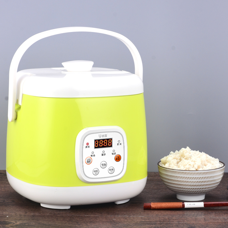 YX-2040A Rice Cooker 3 People -4 People Multifunction Reservation Timing Fully Automatic Intelligent Rice Cooker Steamer rice cooker intelligent household high capacity fully automatic 2 8 people 5l capacity reservation spherical hyun kettle