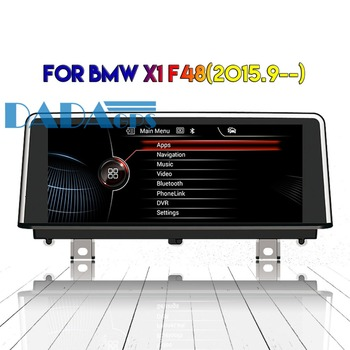 10.25'' Android Car Radio Headunit Stereo GPS Navigation For BMW X1 F48 2015 2016 2017 2018 Car Stereo DVD Player Audio Video FM