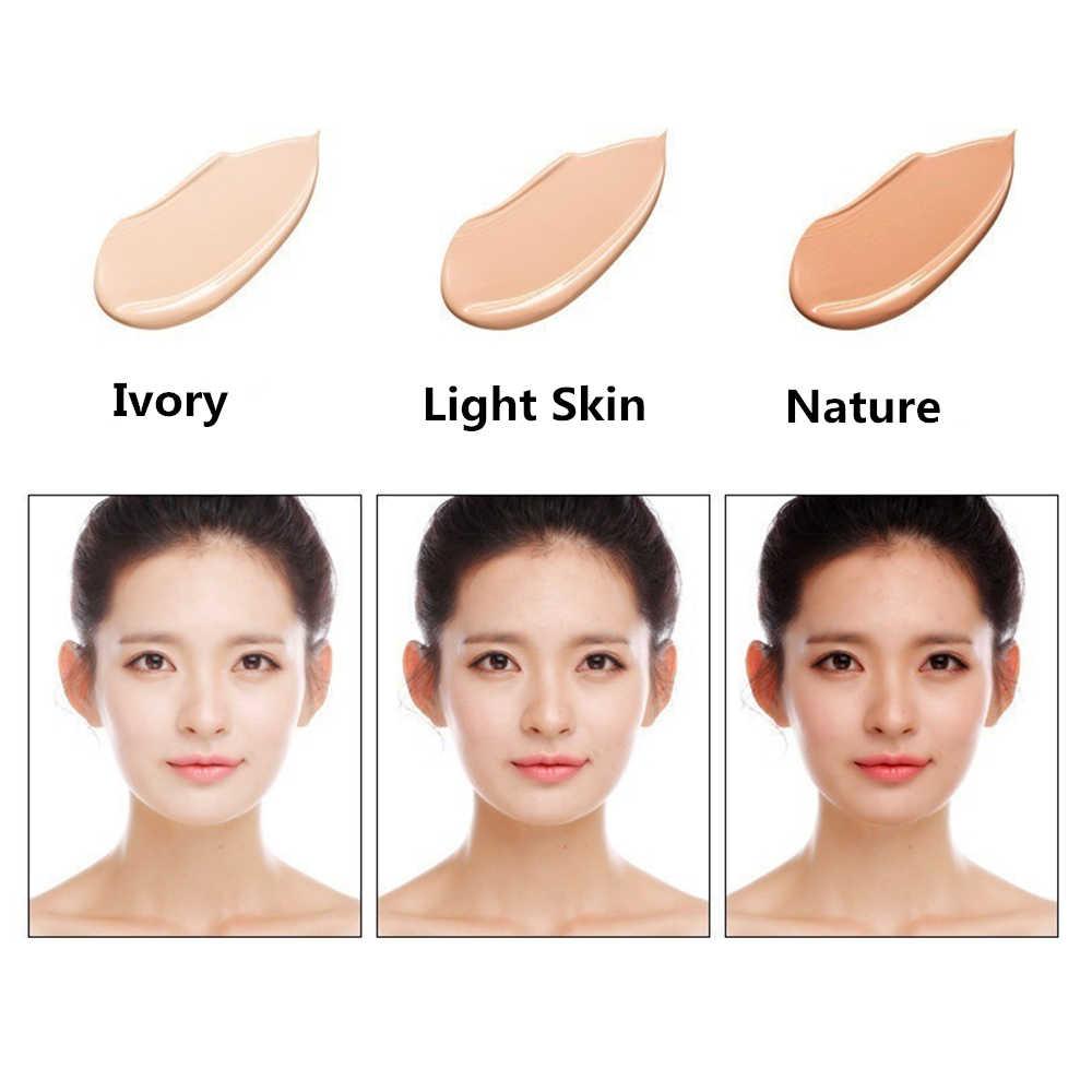 DISAAR Merk Natuurlijke vrouwen schoonheid en gezondheid BB Cream Make-Up Concealer Olie-control Vloeibare Foundation Hydraterende Cosmetica 50g