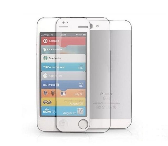 200pcs/lot DHL EMS Free Shipping For iPhone 5/5G clear Screen Protector.clear Screen guard for new iPhone.