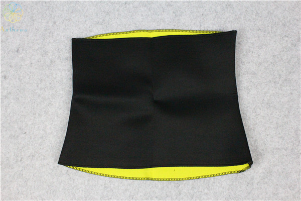Women Bodybuilding Elastic Shaper Belt / Fitness Waistband