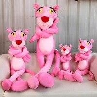 50 cm/70 cm/90 cm NICI Pantera Rosa Muñeca Animales de Peluche Suave Juguetes de Peluche de Regalo del Favor De niños bebé Cumpleaños/Navidad juguete