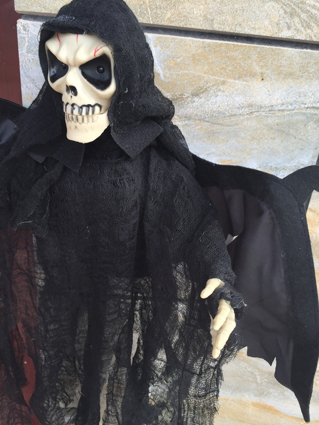 High End Halloween Decorations Ghost Bat Scary Toys Induction Funny Gifts Prank Electric High End Halloween Decorations #73