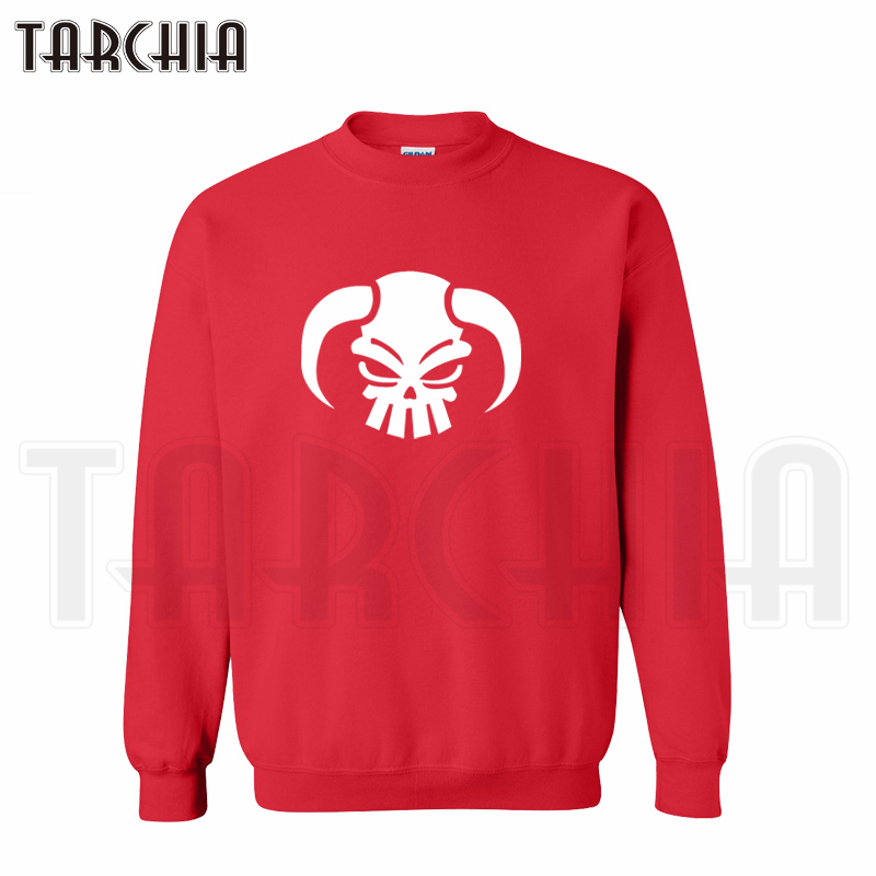 TARCHIA 2019 free shipping hoodies sweatshirt personalized Skull Horns man coat casual parental survetement homme boy