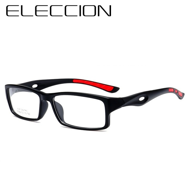 80e9bd746ad ELECCION Young Cool Style Sport Eye Glasses Frames for Men eyeglasses  frames men glasses frame optical prescription glasses
