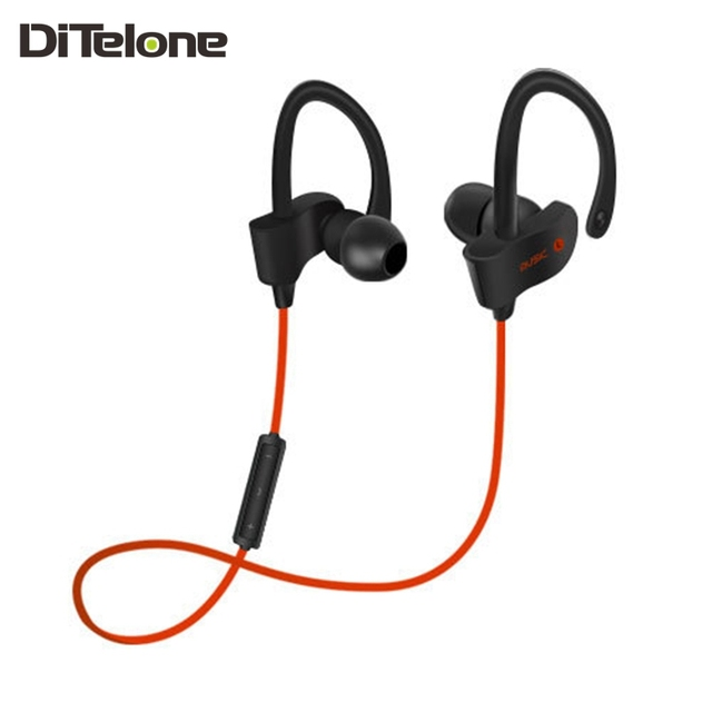 cdfa260dced Freesolo 56S Bluetooth Earphones Wireless Sports Earbuds Stereo In-ear Headsets  MIC Ear Hook Noise Cancelling For Iphone Xiaomi