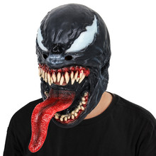 Venom Cosplay Mask