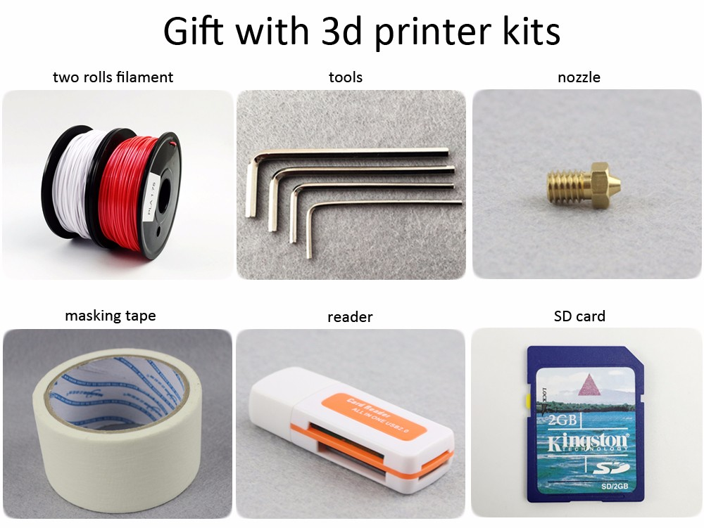 3d printer gifts