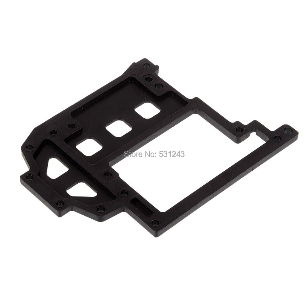 02069 Plastic Radio Tray For HSP 1/10 4WD Nitro Power R/C Off-Road Truck