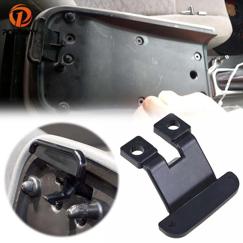 POSSBAY Auto Seat Armrests Case Cover Center Console Armrest Repair Covers Fit For 2004/2005/2006/2007 Buick Rainier