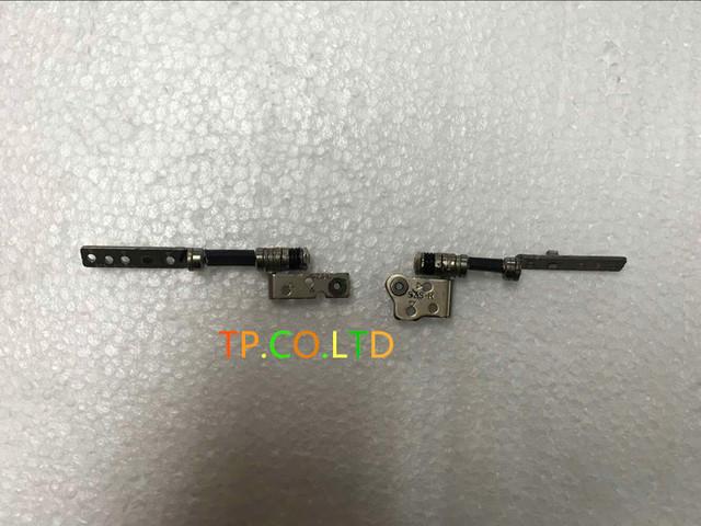 Original novo lcd dobradiças para samsung np530 np530u3c np530u3b np535u3c np535u3b 530u3c 530u3b 535u3c 535u3b left & right dobradiça