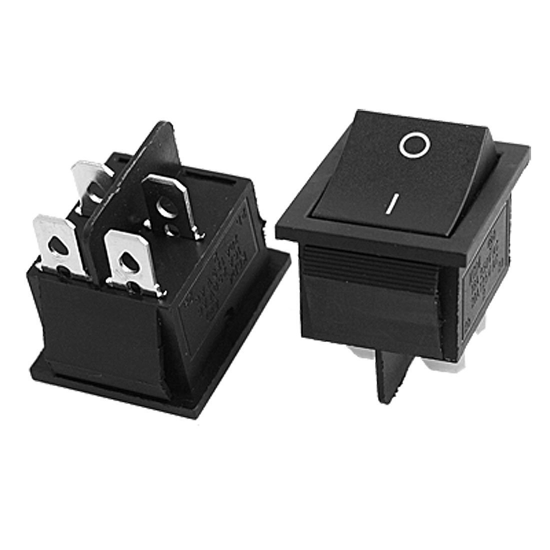 Switches Official Website Shgo Hot-2pcs Ac 16a/250v 20a/125v 4 Pin On-off 2 Position Dpst Snap In Boat Rocker Switch Lights & Lighting