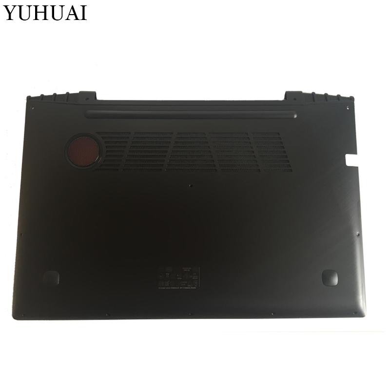 New Bottom case for Lenovo Y50-70 Y50 Y50-70A Y50-70AM Y50-70AS Y50-80 Y50P-70 Y50P-80 Laptop Bottom Base Case Cover new charger for lenovo y50 y50 70 y50 80 y700 20v 6 75a 135w power supply usb pin notebook laptop ac adapter