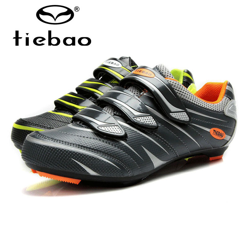 все цены на TIEBAO Road Cycling Shoes Men Self-locking Road Bicycle Bike Shoes Racing Scarpe Cycling Shoes Zapatillas Ciclismo онлайн