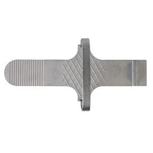 Image 2 - Multifonctionnel cloison sèche porte pied utiliser outil à main réparation plaque de contrôle fort Simple conseil Lifter anti dérapant feuille de plâtre alliage