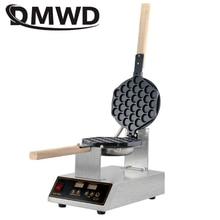DMWD Commercial Digital Electric Chinese Eggettes Waffle Maker Puff Iron Hong Kong Egg Bubble Baking Machine Cake Oven 110V 220V