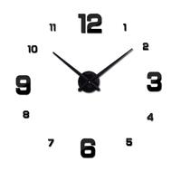 special offer acrylic mirror wall   clock   europe quartz watch still life   clocks   living room   clocks   home decoration diy stickers