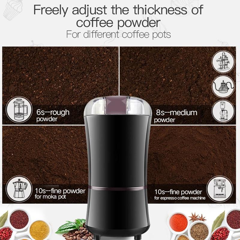 Electric Coffee Grinder 03