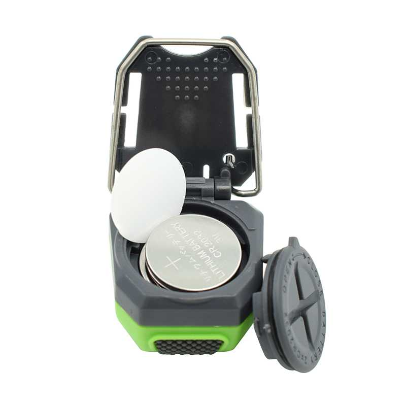 5725b310d01 Brightness Powerful Black LED Flashlight Forehead Camping Clip On Cap Hat  Light High Quality Mini Head Light Lamp Torch Lantern-in Headlamps from  Lights ...