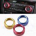 2015 New Car Styling 3 UNIDS/SET Aire Acondicionado Interruptor de Control de Calor AC knob Para Mazda CX-5 2014 2015 CX5 HXY0151