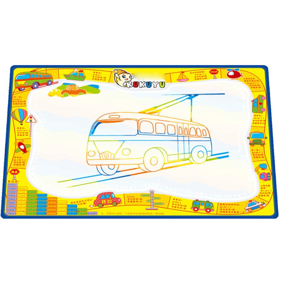 Water Drawing Painting Writing Mat Board Magic Pen Doodle Gift Dropship Y811