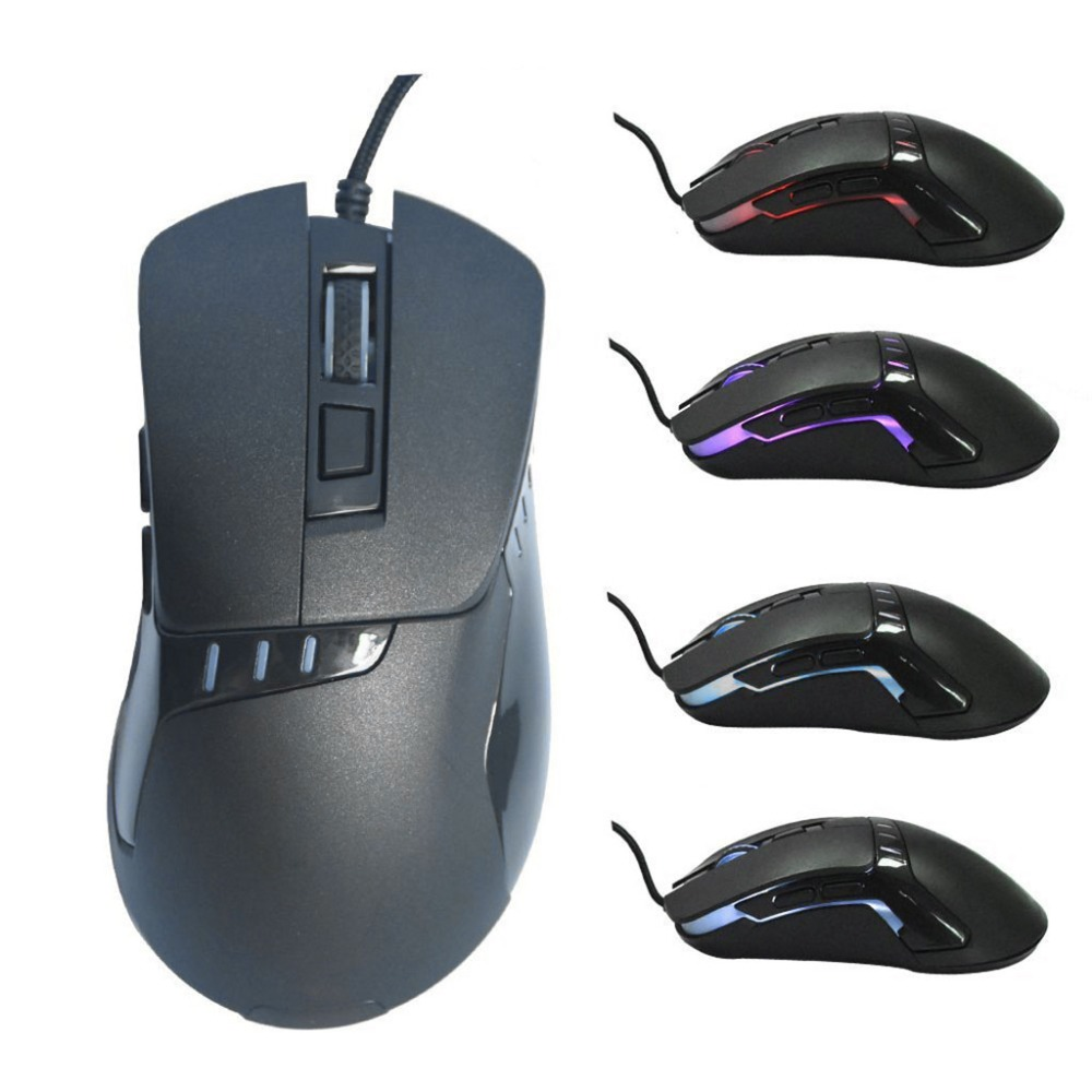 Type C Wired Gaming Mouse