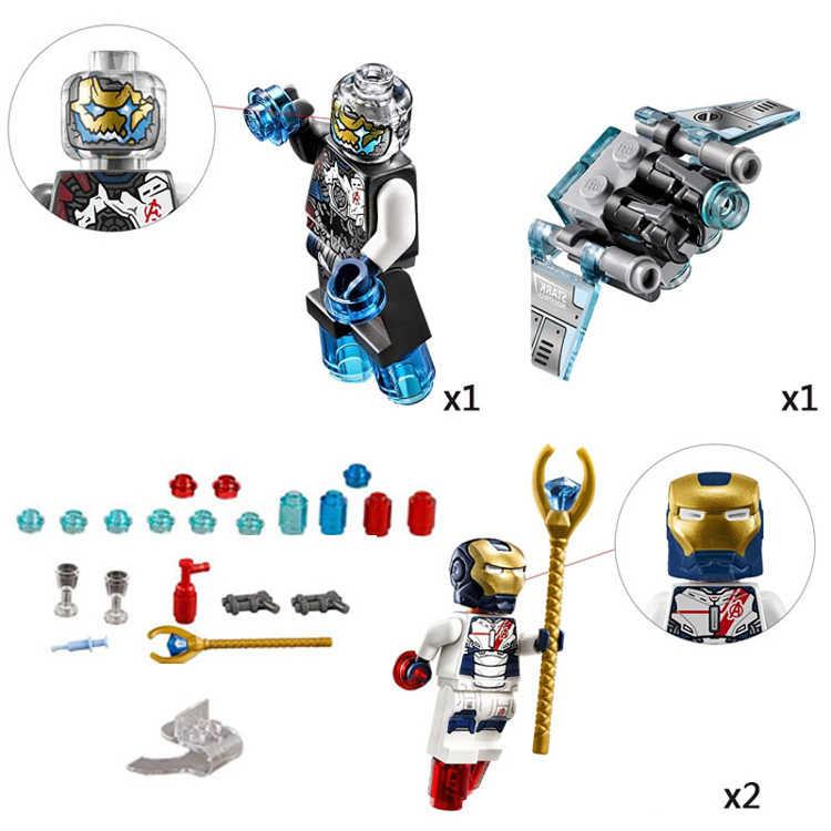 Конструктор Legoingly Starwars, Супергерой Marvel, Железный человек, Звездные войны, 511 шт.