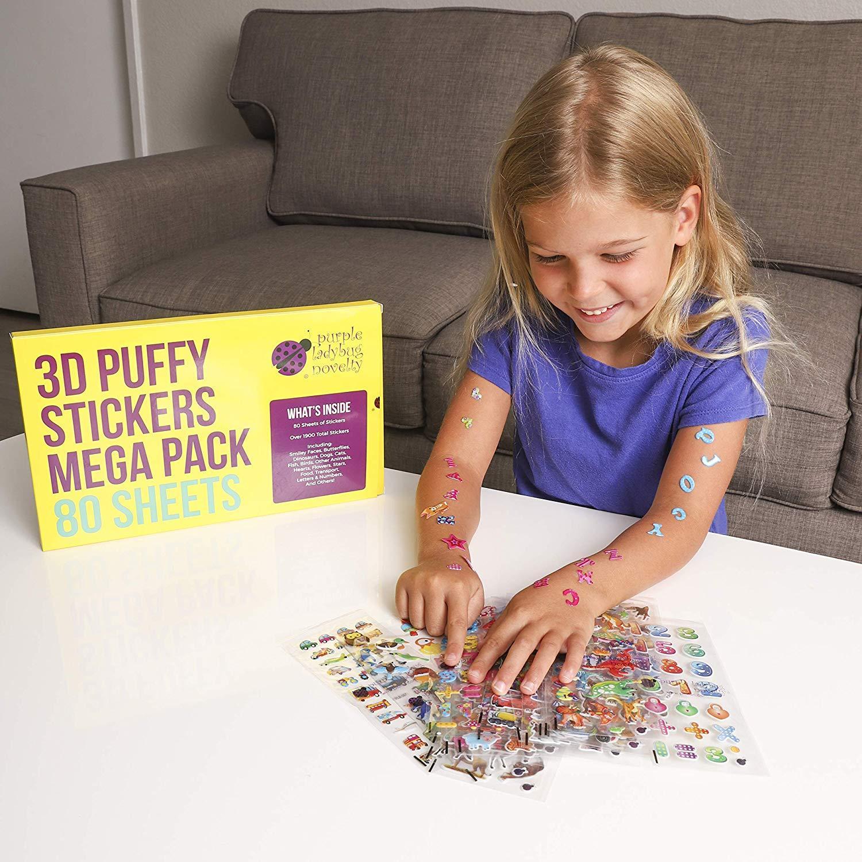 Adesivos de Papelaria Para As Crianças Brinquedos