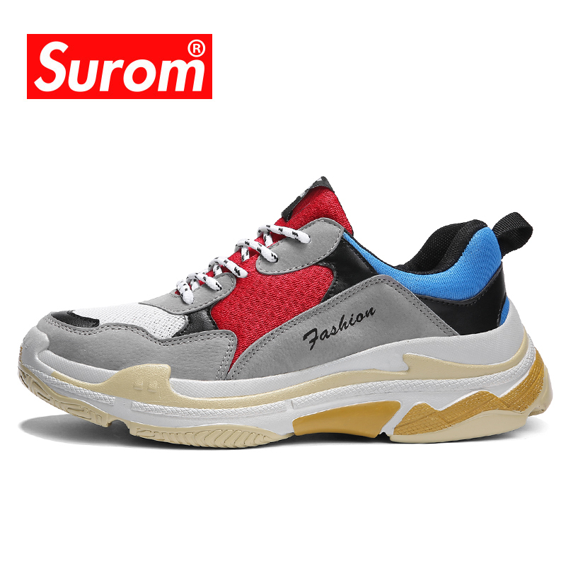 2018 Summer Men Women Running Shoes Sport Outdoor Platform Sneakers Cheap Mesh Comfortable Leisure Couple Krasovki Jogging Shoes
