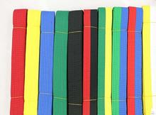 Taekwondo road with divisa level belt taekwondo Martial Arts Karate belts Judo 2.6M