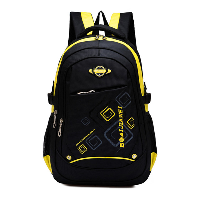 2018 new Children School Bags Orthopedic Backpacks Kids waterproof School Backpack Casual Travel Bags Schoolbag mochila infantil