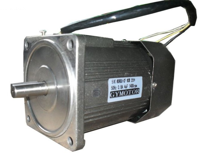 AC 220V 250W Single phase Constant speed motor without gearbox. AC high speed motor,
