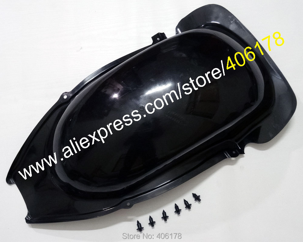 Hot Sales,Motorcycle Under Tail For Suzuki Hayabusa GSXR1300 2008 2009 2010 2011 2012 2013 2014 Undertail ABS Modified pieces aftermarket free shipping motorcycle parts led tail brake light turn signals for suzuki 2008 2012 hayabusa gsx1300r smoke