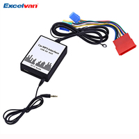 Car MP3 Interface DC 12V USB SD Data Cable AUX Adapter 8 PIN Audio Digital CD Changer for Audi A2 A3 A4 S4 A6 S6 A8 S8