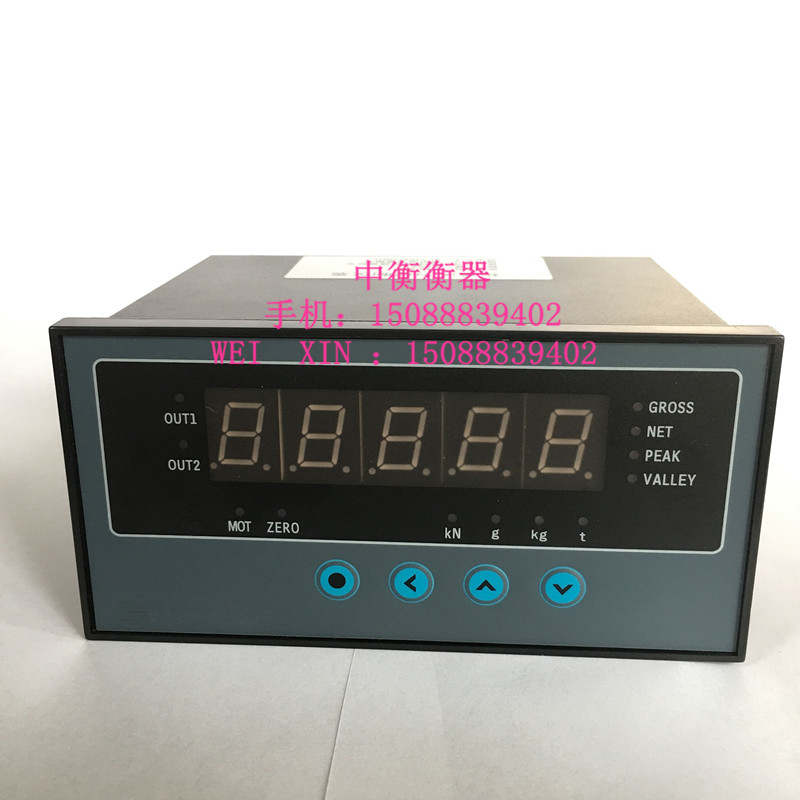 CHB Tension Instrument / Force Sensor Display Pressure S Type Weighing RS485 Control Instrument 4-20MACHB Tension Instrument / Force Sensor Display Pressure S Type Weighing RS485 Control Instrument 4-20MA