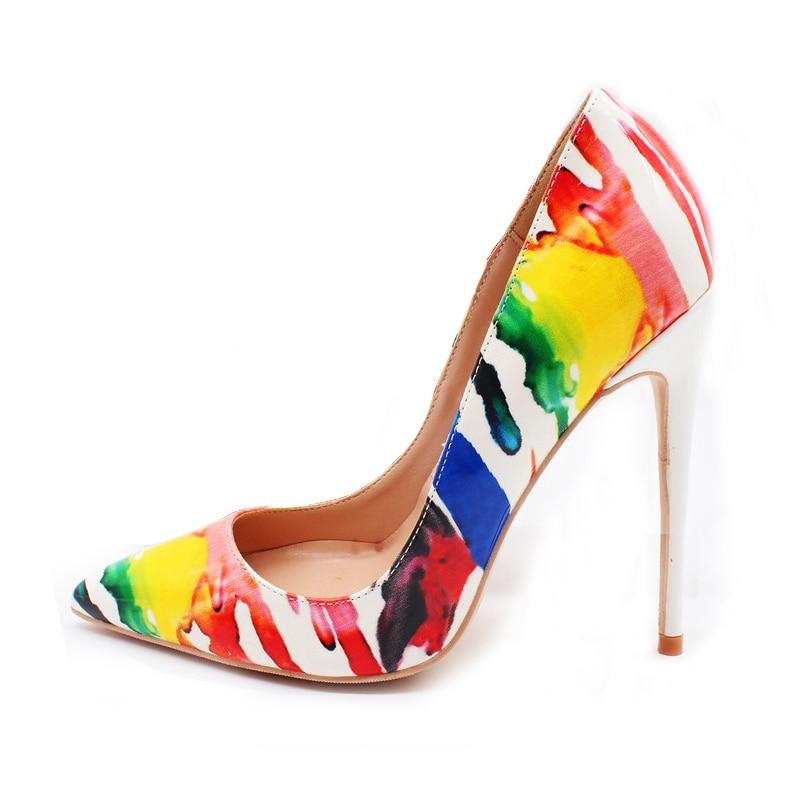 Steinmeier Pumps Women Shoes 12cm 10cm 8cm Slip On Shallow Wedding Party Pointed Toe High Heels