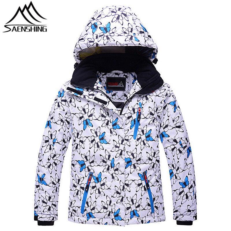 Winter New Boys Girls Ski Jacket Waterproof Breathable Snowboard Snow Jacket Kids' Super Light Warm Skiing Outdoor Jackets Coats недорого