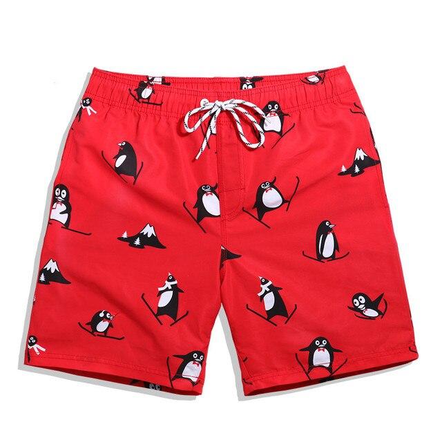 cfa95ddfbc6 Red men's Swimming trunks for bathing men beachwear swimwear men swim  shorts geometry gym swimming trunks