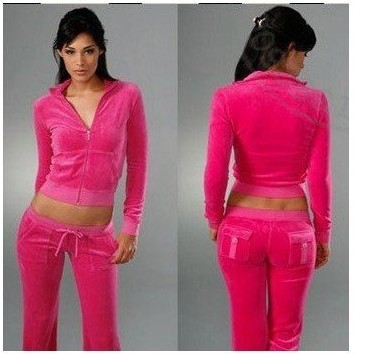 wholesale and retail pretty womens lively velour tracksuits jogging suit in hoodies. Black Bedroom Furniture Sets. Home Design Ideas