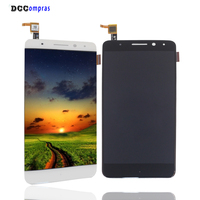 For General mobile GM 5 PLUS LCD Display Touch Screen Assembly Phone Parts For GM5 Plus Screen LCD Display Free Tools