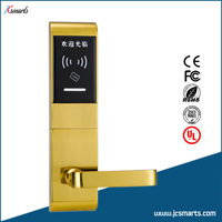 Hotel Key Card Lock Systems Door Security Locks Fire Rated