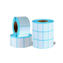 20*10mm Adhesive Thermal Label Sticker Paper Supermarket Price Blank Direct Print Waterproof 700pcs/Roll
