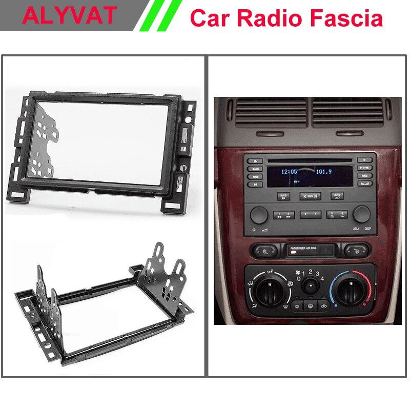 Aliexpress Buy Car Cd Dvd Radio Stereo Dash Kit For Chevrolet Rhaliexpress: 2007 Pontiac G6 Radio Dash Kit At Gmaili.net
