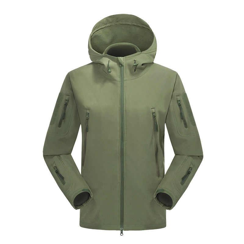 がオオカミハイキングジャケットキャンプスポーツ迷彩狩猟男性冬内側フリース防水コートキャンプスキー服f056