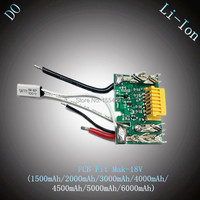 New Replacement Rechargeable Lithium Ion Battery PCB Circuit Board For Makita 18V BL1830 3000mAh 4000mAh 500MAh